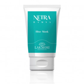 Netra - blue mask